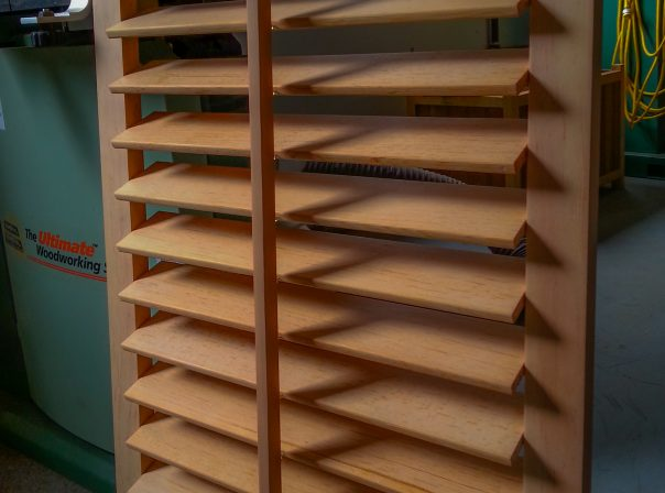 Wooden Shutters - Custom Woodworking