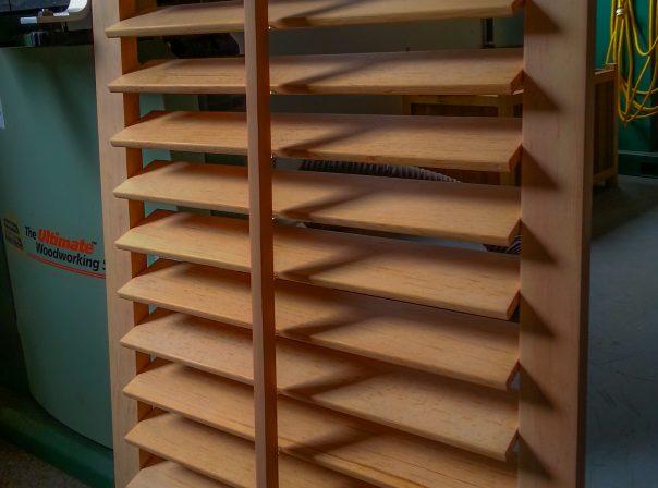 Wooden Shutters - Custom Woodworking