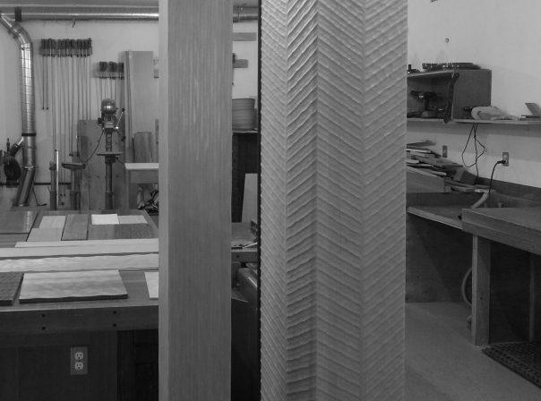 Custom Woodworking Sample