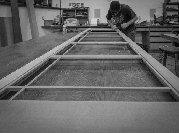 Custom Woodworking - Work In Progress