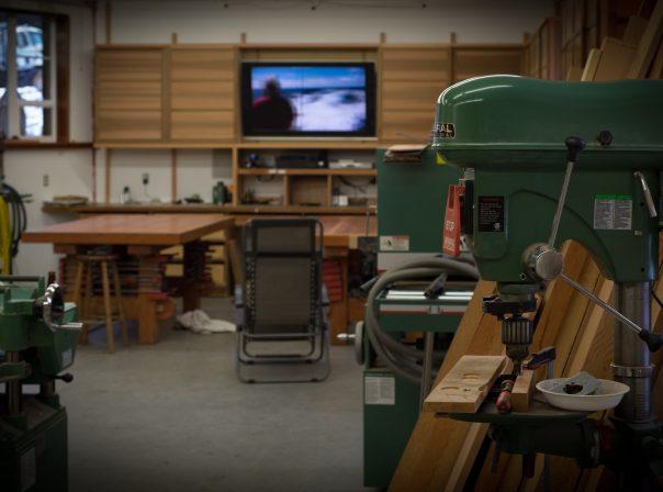Warburton Woodworks Shop