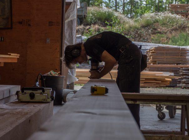 Warburton Woodworks Worker