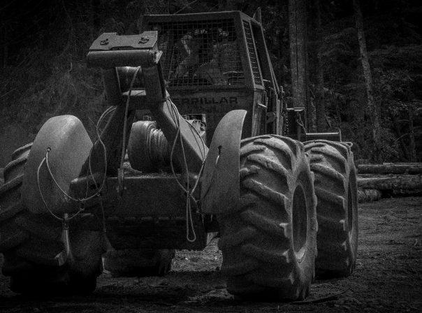 Equipment at Warburton Woodworks